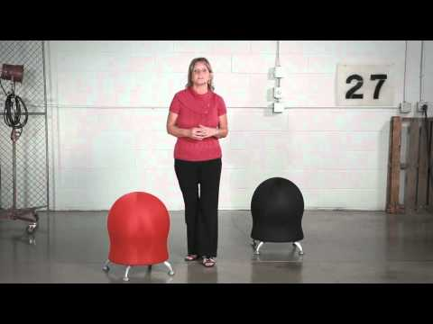 Safco Zenergy Ball Chairs
