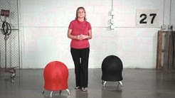 Safco Zenergy Ball Chairs