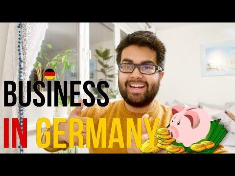 How to START a BUSINESS in Germany? (Selbsttätigkeit/Gewerbeanmeldung/Freiberufler)