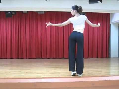 Lily Collins I Believe In Love   Dance Tutorial Dạy Nhảy