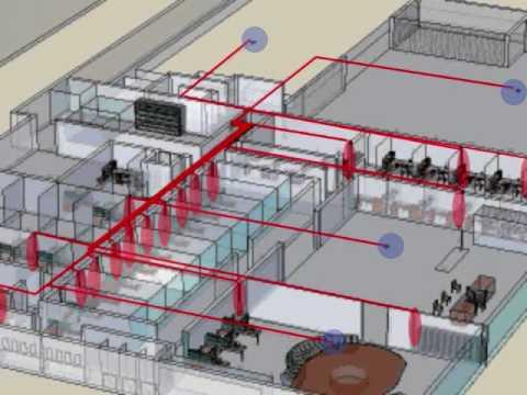 capstone presentation, nd floor wiring scheme, wiring diagram