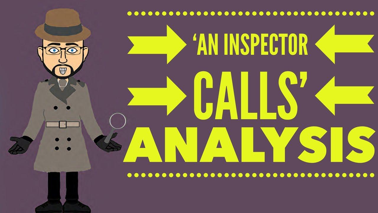 Inspector gooles final speech analysis youtube fandeluxe Epub