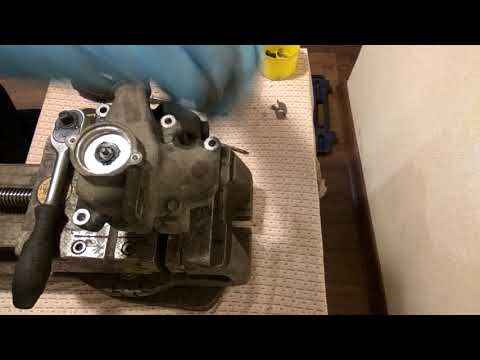 Фото к видео: Toyota MMT Multi-Mode GearBox Clutch Actuator Repair Rebuild Renew DTC P0810