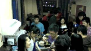 CNY Dinner @ Piccadilly Point Flat 47