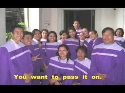 Pass It On - UCCP EMC Vesper Choir