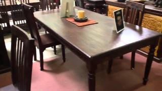 Dining Tables | Solid Wood | Recycled Wood