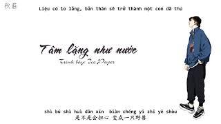 [Vietsub+Pinyin] Tâm lặng như nước - Ice Paper | 心如止水 - Ice Paper