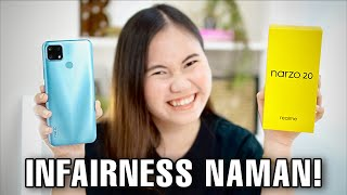 realme narzo 20: AN AFFORDABLE GAMING AND ALL AROUND PHONE!