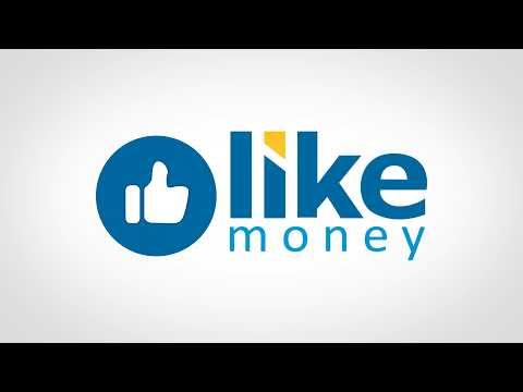 Like Money Logo Animation