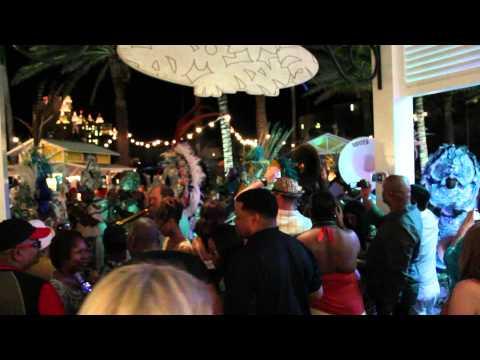 Junkanoo parade atlantis resort bahamas 2013