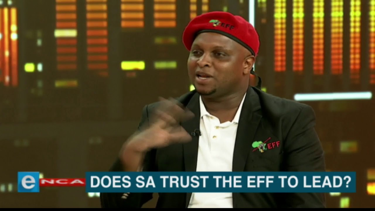 Does SA trust the EFF to lead?