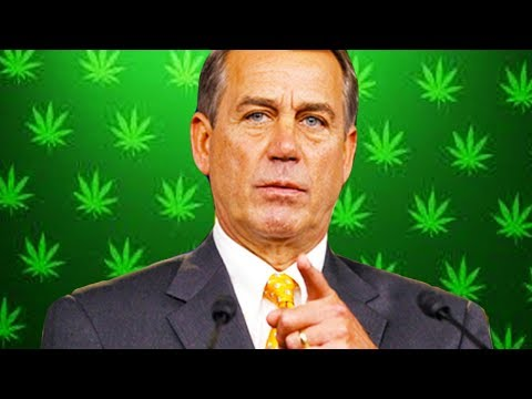 You Won't Believe What John Boehner's New Job Is