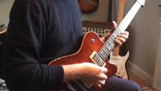 Framus vs Gibson SG and Les Paul guitar Mesa Boogie Gary Moore track