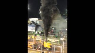 Tractor pull Missouri State fair 2014