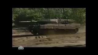 Военное дело. НТВ - Немецкие танки Леопард внук Тигра