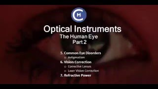 OAT: Optics Finding Focal Length and Refractive Power (Correcting Nearsightedness)