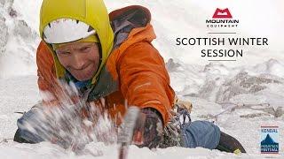 Mountain Equipment Scottish Winter Session: Kendal Mountain Festival 2016