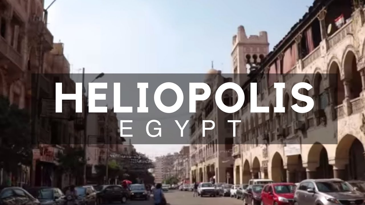 Heliopolis Highlight Of Ancient Egypt And Modern Cairo