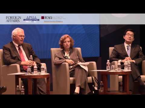 [Panel Discussion] Asia and the World: Managing the Rise of