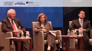Panel Discussion Asia and the World Managing the Rise of Asia