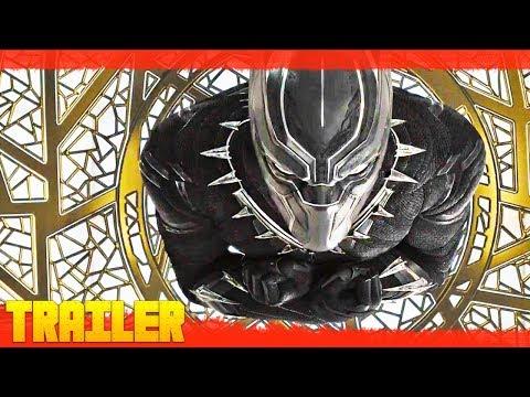 Play Black Panther (2018) Nuevo Tráiler Oficial #2 Español