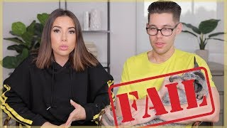 WE FAILED!