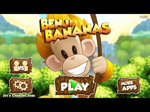 Benji Bananas - Grand Tour | Jungle Monkey Run | Jet's Channel