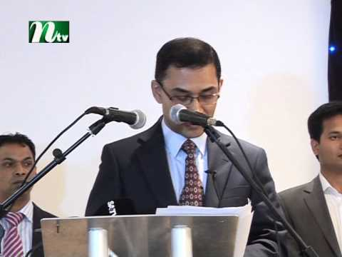 UK BNP celebrates the 36th anniversary of Bangladesh Nationalist Party: I K AADITYA reports