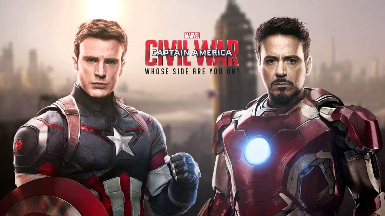 Hi Finesse Event Horizon Captain America Civil War Trailer 2