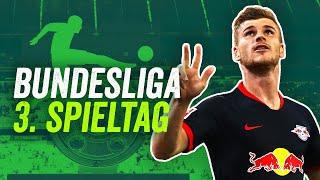 Union schockt BVB! Werner fertigt Gladbach ab! Onefootball Bundesliga Rückblick