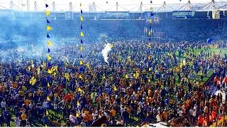 Ankaragücü 2-0 Hatayspor Muhteşem Taraftar Şampiyonluk Maçı