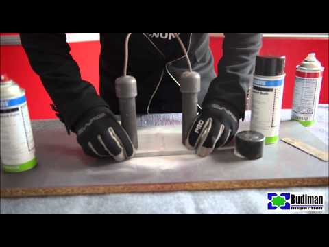 Magnetic Particle Testing (Budiman Inspection)