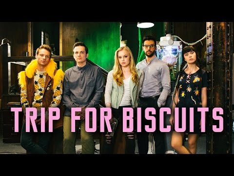 Bajo's new show - Trip for Biscuits trailer! Watch every episode on iview March 3rd 2017!