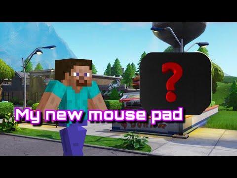 My new MousePad (custom)