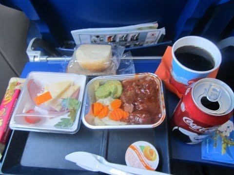 TRIP REPORT I Aeroflot Economy Class I Vienna-Moscow-Vienna I A320