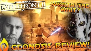 Star Wars Battlefront 2 - Geonosis Review, Does It Suck?