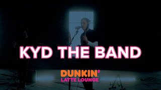 Kyd The Band Performs At The Dunkin Latte Lounge