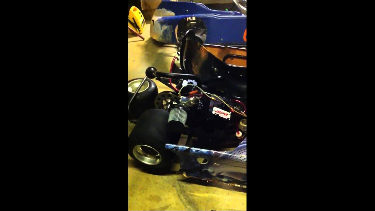 Briggs Stroker animal - 36HP @ 9500 rpm Racing Go kart engine