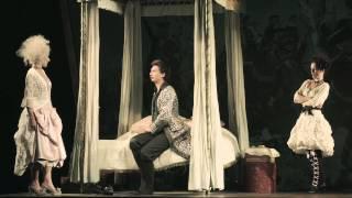 """""""Minna von Barnhelm"""" im Alten Schauspielhaus Stuttgart"""