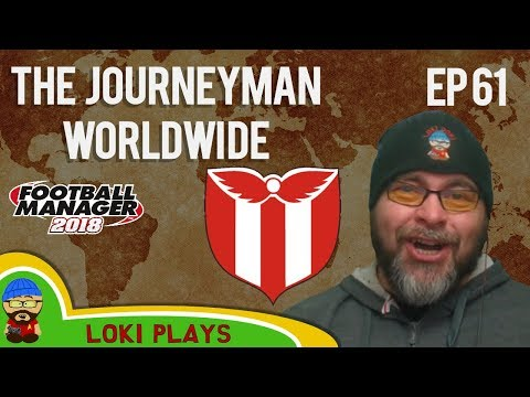FM18 - Journeyman Worldwide - EP61 - River Plate Uruguay - Football Manager 2018
