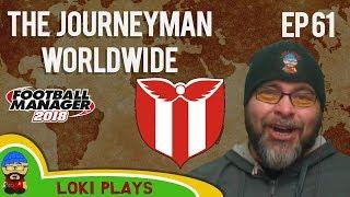 FM18 - Journeyman Worldwide - EP61 - River Plate Uruguay - Football Manager 2018