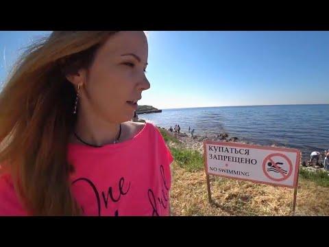 КРЫМ: блокировка ютуб канала и OKKУПАНTЫ в Херсонесе. Парк викингов. Севастополь 2018 thumbnail