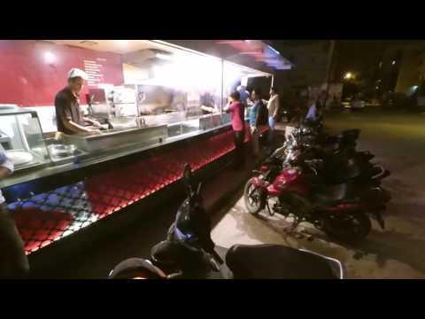 Bangalore Night Vlog! | City Ride#2 | Pulsar180
