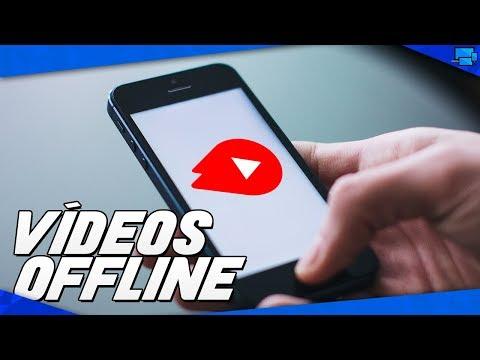 YOUTUBE GO: Como BAIXAR Vídeos e ASSISTIR OFFLINE no YOUTUBE