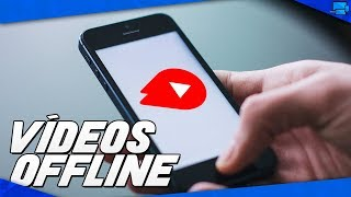YOUTUBE GO: Como BAIXAR Vídeos e ASSISTIR OFFLINE no YOUTUBE (Oficial 2020)