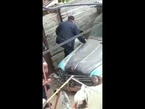 Bernal: Brutal golpiza a un joven acusado de ladrón