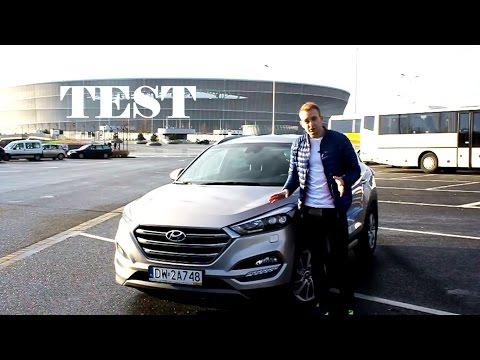 TEST Hyundai Tucson 1.6T GDI, 177KM 2 CarVinci