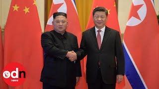 China backs another summit between North Korea and US