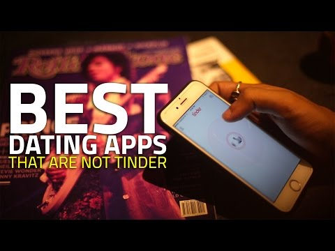 Dating Apps That are Great Alternatives to Tinder