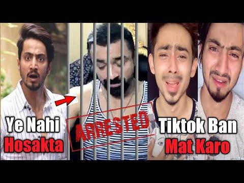 Ajaz khan arrested by Police, Team 07, Faisu 07, Tik Tok Ban, Adnaan 07, Tik Tok Banned In India